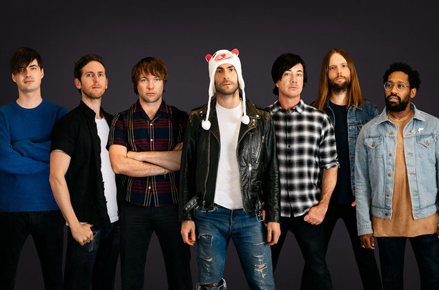 Maroon 5 Girls Like You: A Knock out Sound on the Radio