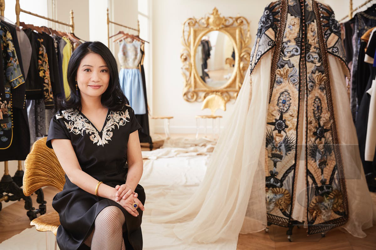 Guo Pei: The designer who made Met Gala quake twice