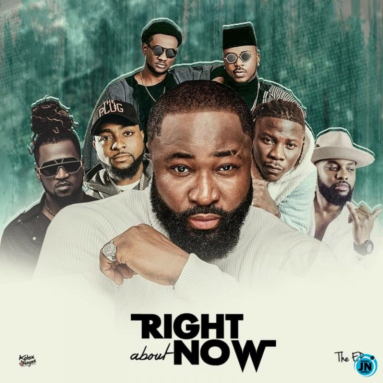 Harrysong Right about Now EP Review: Not the Reggae Blues flavor