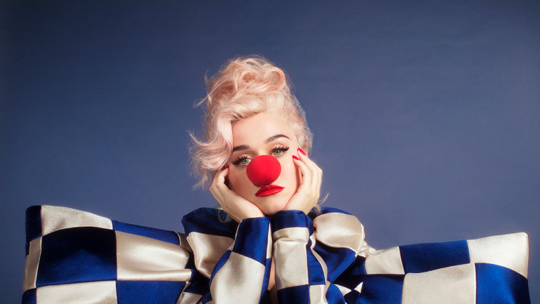 Katy Perry Smile Album Review: Reflections of being through ups and downs.