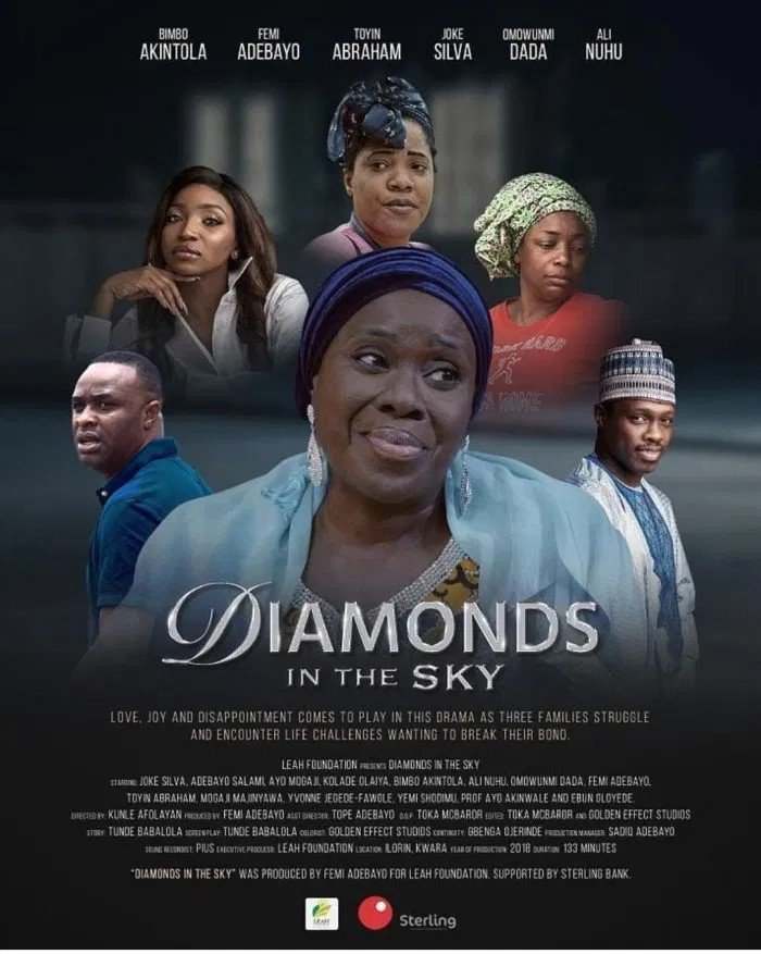 Diamond in the Sky Review