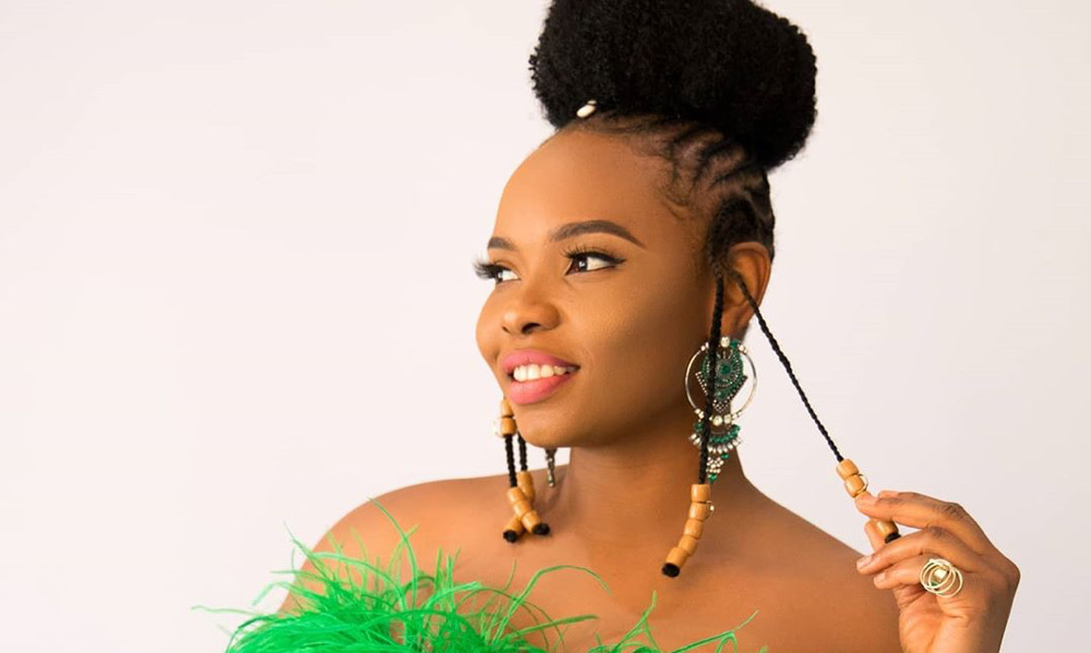 Yemi Alade I Choose you Review: Declaring undying Love