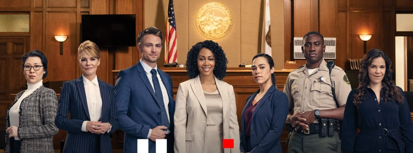 All Rise TV series Review: The fight between Gender, Race and Law