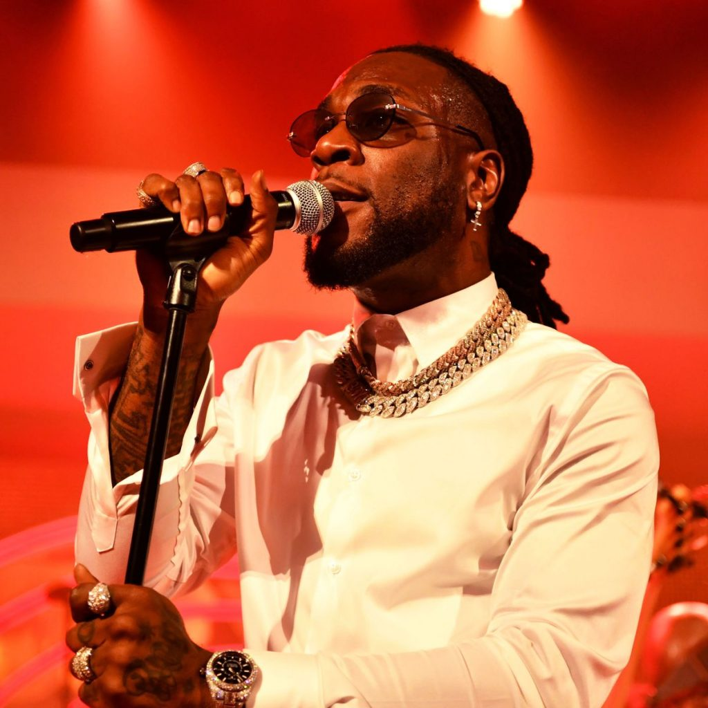 Burna Boy Twice as tall Review