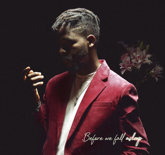 Johnny Drille Before We all fall Asleep Album Review