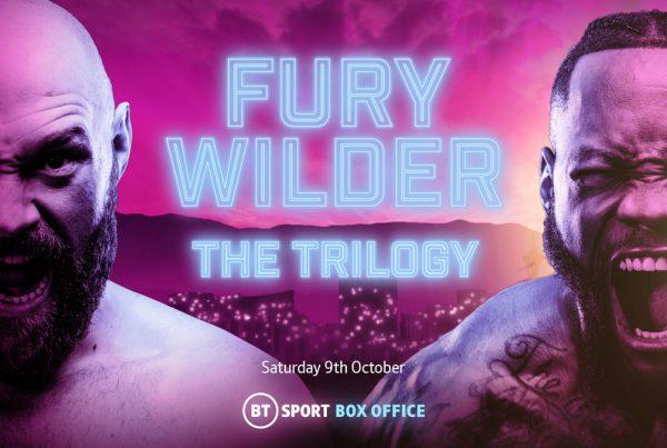 Tyson Fury Trilogy Win